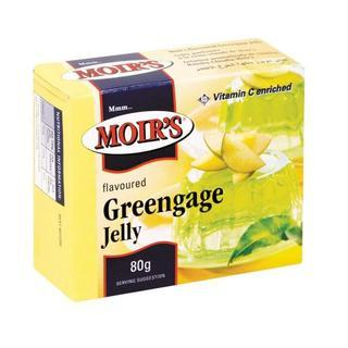 Moir's Greengage Jelly 80g - Buy Groceries Online