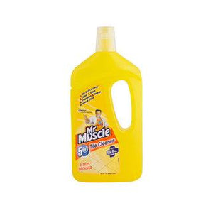 Mr Muscle Citrus Orchard Tile Cleaner 750ml - Buy Groceries Online