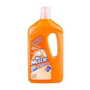 Mr Muscle Orange Burst Tile Cleaner 750 Ml - Buy Groceries Online