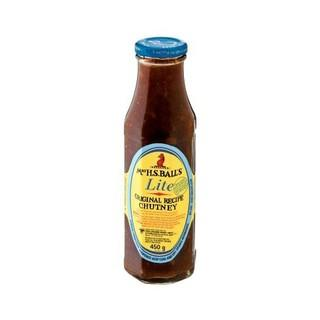 Mrs H.S Ball's Chutney Original Lite 450g - Buy Groceries Online