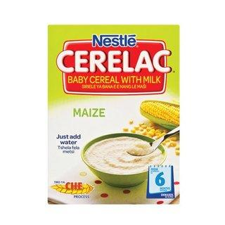 Nestle Cerelac Infant Cereal Maize 250g - Buy Groceries Online