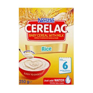 Nestle Cerelac Infant Cereal Rice 250g - Buy Groceries Online