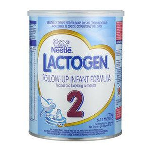 Nestle Lactogen No.2 400g - Buy Groceries Online