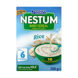 Nestle Nestum Infant Cereal Rice 250g - Buy Groceries Online