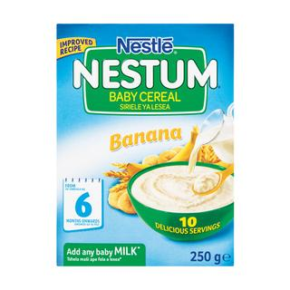 Nestle Nestum Stage 1 Banana 250g - Buy Groceries Online