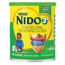 Nestle Nido 3+ Instant Powder Milk Prebio 900g - Buy Groceries Online