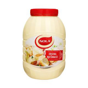 Nola Mayonnaise Bottle 250g - Buy Groceries Online