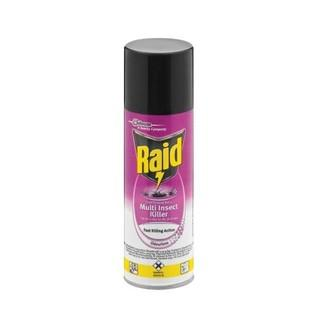 Raid Dual Purpose Odourless 180ml - Buy Groceries Online