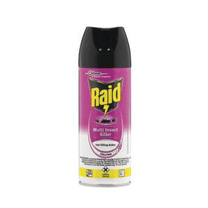 Raid Dual Purpose Odourless Insecticide 300ml - Buy Groceries Online