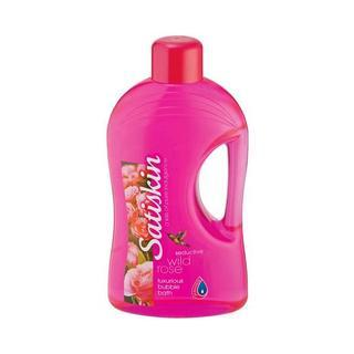 Satiskin Bubble Bath Wild Rose 2l - Buy Groceries Online