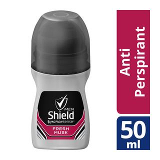 Shield Men Anti-Perspirant Roll-On Musk 50ml - Buy Groceries Online