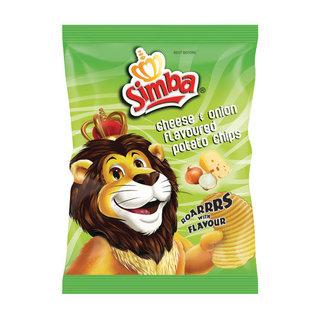 Simba Chips Cheese And Onion 36g - Buy Groceries Online