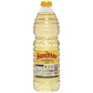 Sunstar Cooking Oil 750ml - Buy Groceries Online