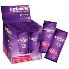 Turbovite Focus Sachets 10ml x 48 - Buy Groceries Online