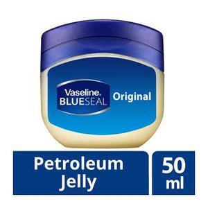 Vaseline Blue Seal Original Petroleum Jelly 50ml