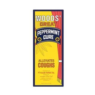 Woods Great Peppermint Cure Cough Remedy 100ml - Buy Groceries Online
