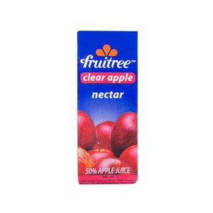 Fruitree Clear Apple 1 L