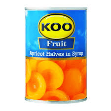 Koo Choice Grade Apricot Halves 410 g