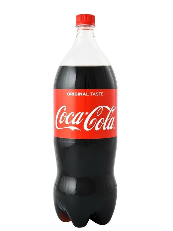 Coca cola 1.5 L plastic bottle