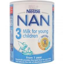 Nestle Nan No.3 Comfort 400g - Buy Groceries Online