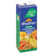 Fruitree Tropical 1L - Buy Groceries Online