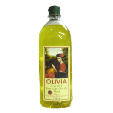 Olivia Seed Oil and Extra Virgin Olive Oil 1L