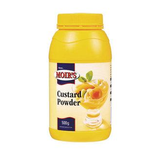 Moirs Custard Powder 500g - Buy Groceries Online