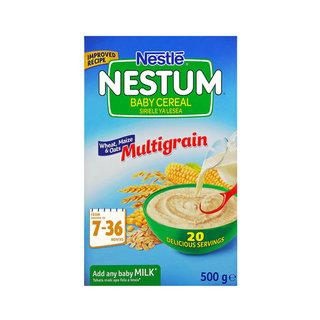 Nestle Nestum Infant Cereal Multigrain 500 g