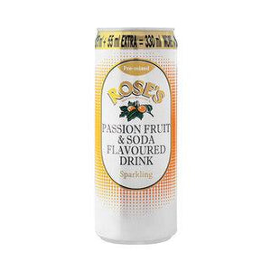 Roses 330 ML Passion Fruit and Soda x 6 - Buy Groceries Online