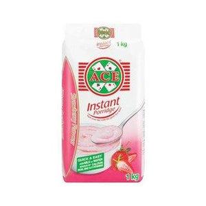 Ace Instant Porridge 1Kg Strawberry - Buy Groceries Online