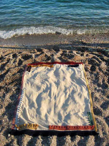 MULTIFRINGE beachtowel