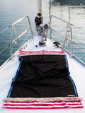 LUXURY YACHT beachtowel