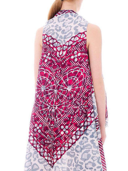 WILD HEART pareo dress