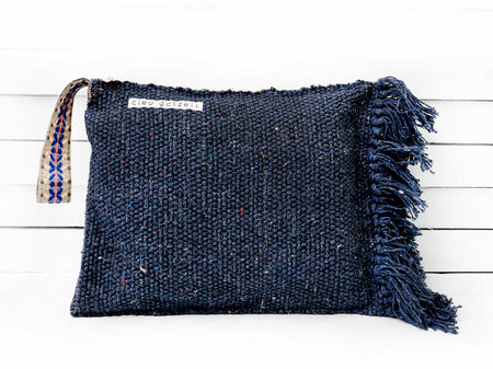 SPLASH - voyager clutch bag