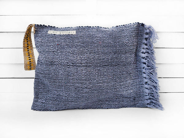 SPLASH - solid clutch bag