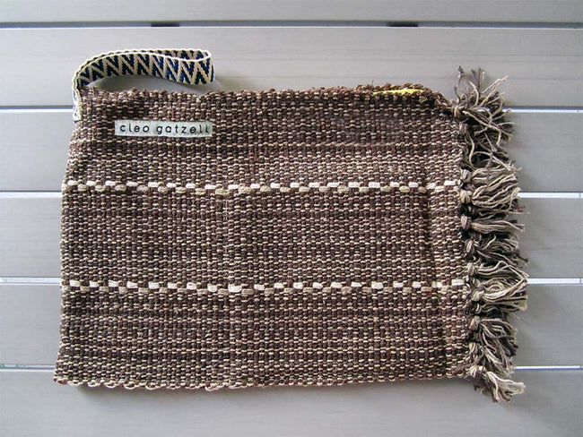 SPLASH - COUNTRY clutch bag
