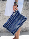 SPLASH - thetis clutch bag