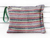 SPLASH - rainbow clutch bag