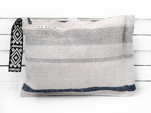 SPLASH - SEA BREEZE clutch bag