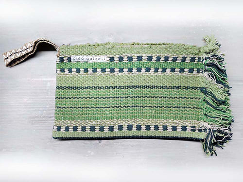 SPLISH SPLASH - NATIVE clutch bag