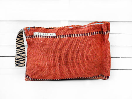 SPLISH SPLASH - melange clutch bag