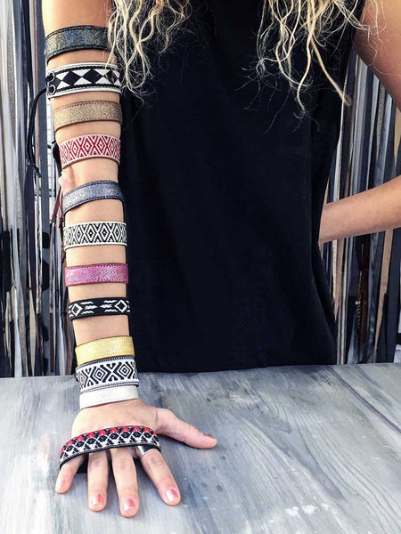 CHARMER- SANDALS arm & ankle bracelet