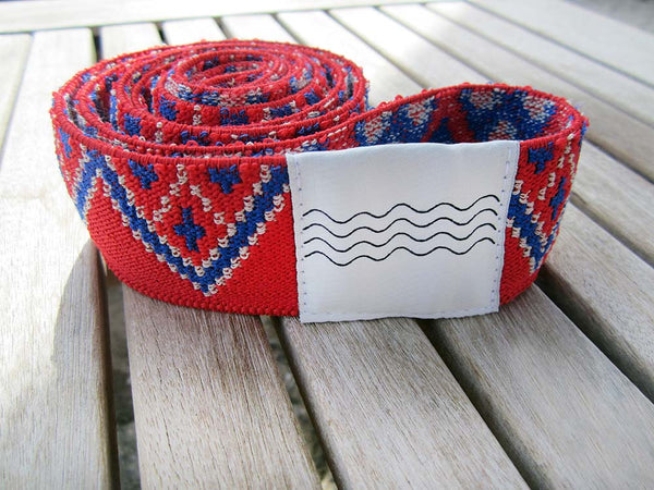 BOHOHOLIC - PYRAMIDS - beach bed elastic band