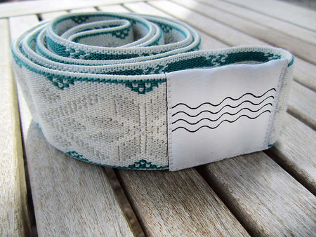 BOHOHOLIC -PIXELS- beach bed elastic band