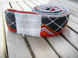 BOHOHOLIC -NET- beach bed elastic band