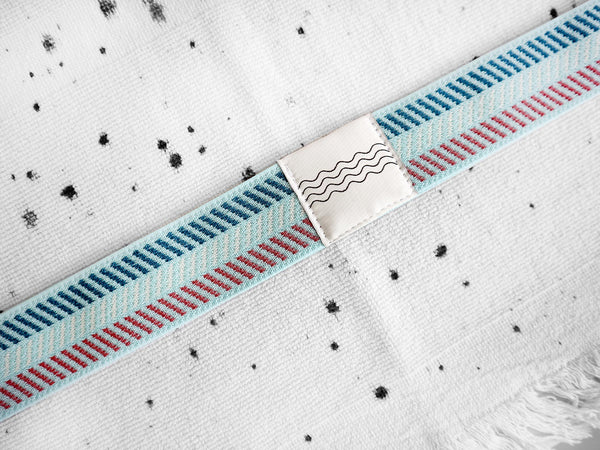 BOHOHOLIC -DIAGONALS- beach bed elastic band