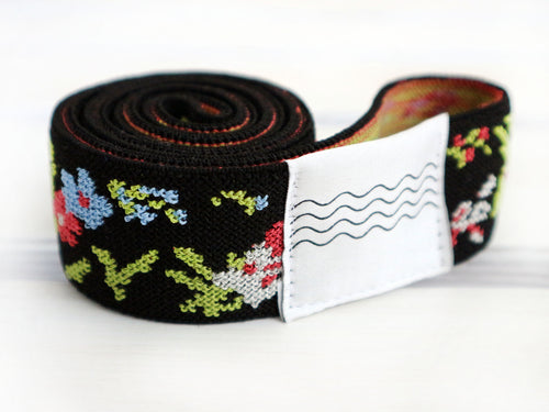 BOHOHOLIC -FLOWERS- beach bed elastic band