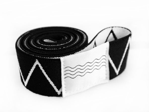 BOHOHOLIC -ZIG ZAG- beach bed elastic band