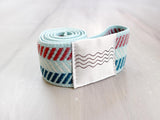 BOHOHOLIC - DIAGONALS waist elastic band