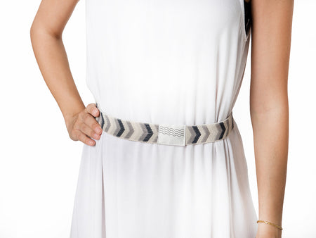 BOHOHOLIC - CAT EYE  waist elastic band